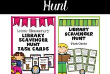 Library Skills Activities / Library Skills activities for elementary students.