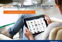 idealo ❤ Apps / Applicazioni mobili di comparazione prezzi idealo per Android, iOS e iPad