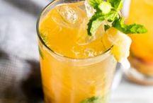 crush-ice cocktail