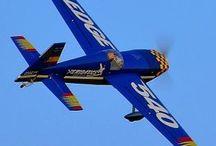 Modellbau / Ferngesteuerte Flugzeuge, RC, Hobbys,  Edge 540 2m Seagull Blue Robbe Diamant no Limit