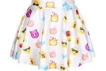 oblečení emoji