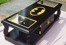 all things batman