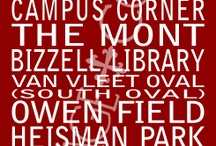 OUt on the tOUn / by OU Alumni