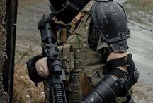 Corpi speciali / Militare