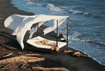 Outdoor style and furniture / furniture, sculpture, design