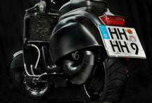 Motorrad/Motorroller