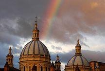 Ecuador / Cuenca Ecuador is a beautiful, relaxing, welcoming destination