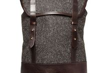 Luxury Bags for Men / The most sought-after and impeccable quality book bags, messenger bags, backpacks, rucksacks, briefcases and more. Whether you're looking for a minimalist over the shoulder bag for work or a trendy new luxury leather backpack for those quick trips to Milan, you will find it here.