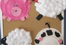 Kid's Crafts / by Gina's Craft Corner