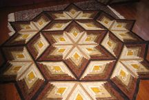 Quilting - Log Cabin Star / by Corey