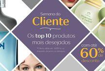 Coisas para comprar / Produtos de Beleza,  Maquiagem, Linha Infantil,  Perfumaria,  Cuidados com cabelos e peles