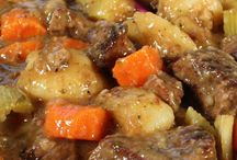Beef Stew Meat / by Heather Ortega