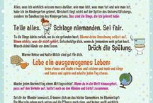 Sprüche Kiga/Schule