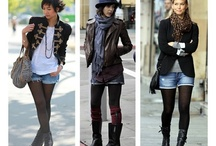 Winter fashion♣