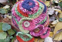 hat crocheted
