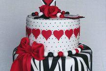 Valentines Cake Inspiration