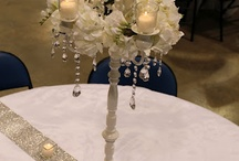Forever Fresh / These are a few things that my Wedding decorating business Forever Fresh has done in the past / by Heather Lang