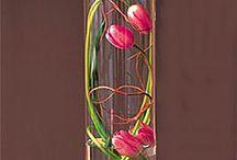 Contemporary floral designs / by Grace Alvarez