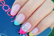 Keep calm and get your nails done**,)