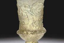 verre romain - calices