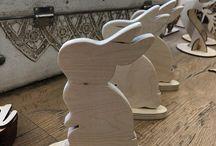 ξυλινα ζωακια