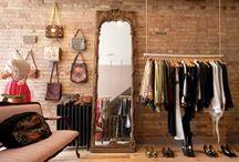Interior Design - Loja Roupa Feminina