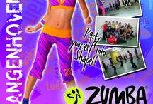 Dance & Fitness Flyers/Posters / Our Marketing Material :)