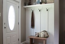 Home - Halls + Closets / by Samantha Howard