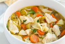 Soups, Stews and Salads / Soup and Salad