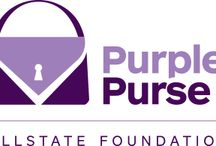 Purple Purse Challenge / The Allstate Foundation's Purple Purse Challenge