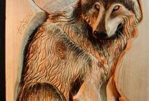 Artesanía de la madera