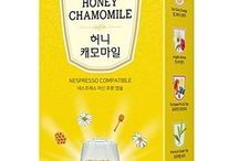 TEAZEN Honey Chamomile Capsule Tea for Nespresso Machine