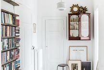 into a home