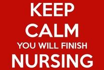 Nursing. / by Cynthia Caughey