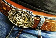 Accessories: Belts & Buckles! / by rebecca