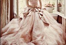 Pink Dresses / Pink Wedding, Party, bridesmaid etc dresses