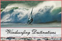 Windsurfing Honeymoons / Enjoy these fantastic honeymoon destinations for those who love to windsurf.