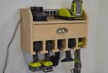 drill storage