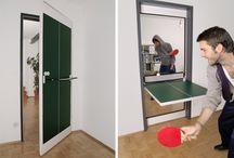 Small game room idea