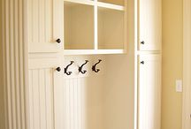 Mud room Storage Solution / by Delores Smith