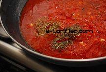 makarna sosu