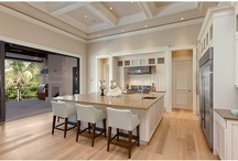 Kitchen spaces