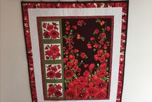 My quilting creations