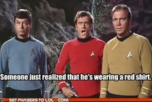 Star Trek... / by Malinda Nevitt