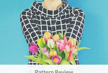 Pattern Reviews / Reviews of patterns that I made / sewed up