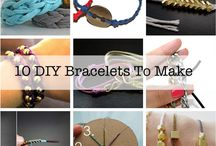 DIY JEWELRY AND IDEAS / by Virginia Richardson