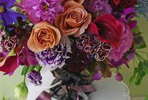 アンティークカラー/シックな色合いの花達 アレンジメント Antique color flower arrangement