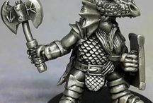 Castings from Hammer and Forge / First castings from Hammer and Forge! https://www.kickstarter.com/projects/9742092/song-of-blades-hammer-and-forge please reshare!