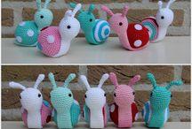 Haken / Crochet, haken, amigurumi