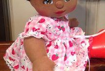 Mattel Barbie og lign.